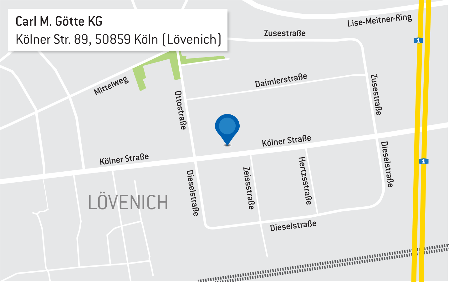 map koeln